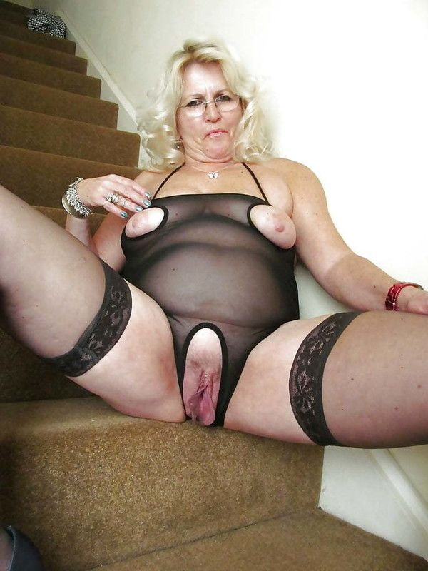 Flashing 160 Hot Granny Large Ass